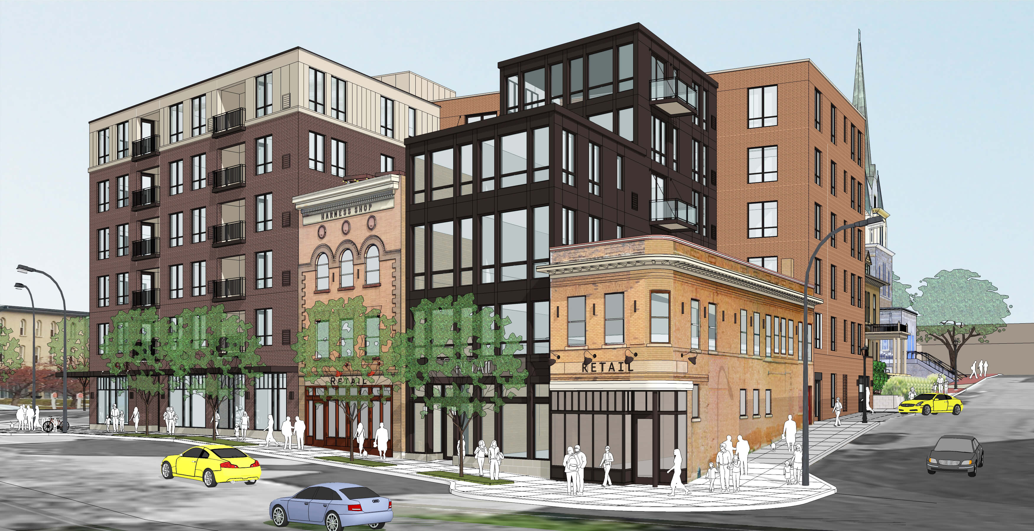 116 E Hennepin Rendering March 2016